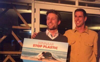 Winnaar finale HHNK prijsvraag Stop Plastic